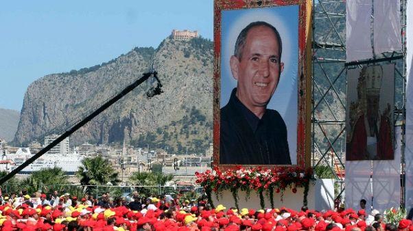 Papa: 15/9 a Palermo,omaggio a d.Puglisi