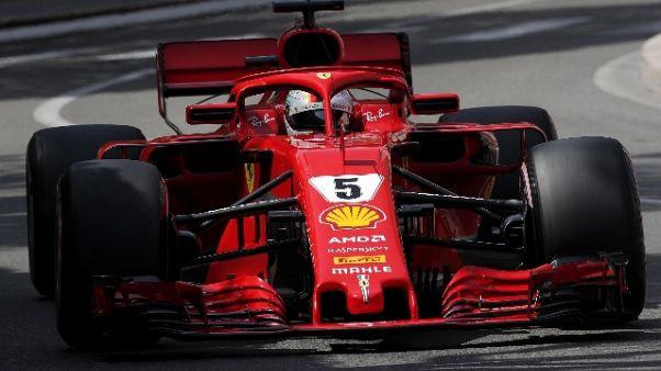 Vettel felice'Red Bull un po'più veloce'
