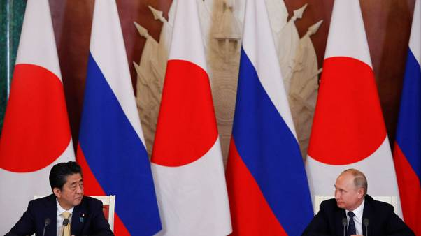 Putin - It's important to look for Russia-Japan WW2 peace treaty solution