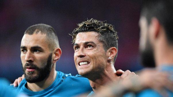 Champions: Zidane sceglie Benzema