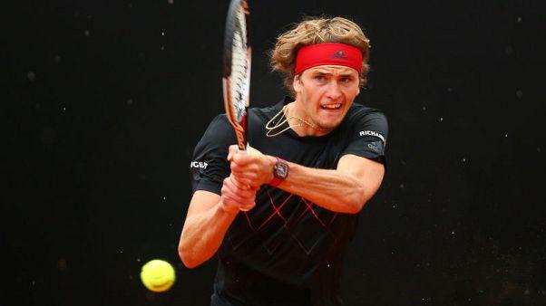 Tennis - Zverev mentally ready for French title bid, says Wilander