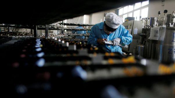 الأرباح الصناعية بالصين تنتعش لأعلى مستوى في 6 أشهر في أبريل