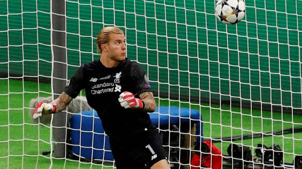 Sympathy for Karius but keeper's Anfield future in question