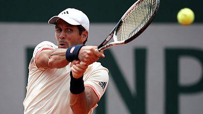 Verdasco downs Dimitrov in straight sets