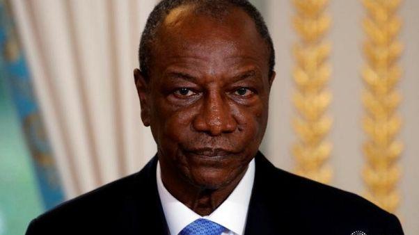 رئيس غينيا يجري تعديلا وزاريا لاحتواء الاضطرابات والإضرابات
