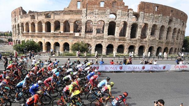 Giro: 'neutralizzati tempi a fini sport'
