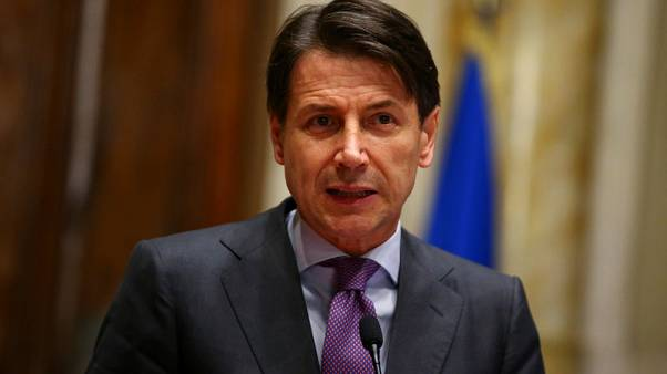 Italy's PM-designate gives up on efforts to form a government