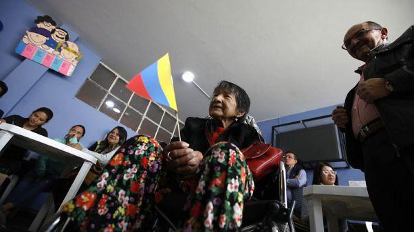 الكولومبيون يختارون رئيسا جديدا.. واتفاقية السلام على المحك