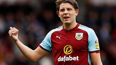 Injured Tarkowski withdraws from England World Cup stand-by list