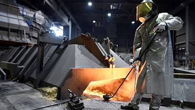 Berlin braced for U.S. steel, aluminium tariffs from June 1