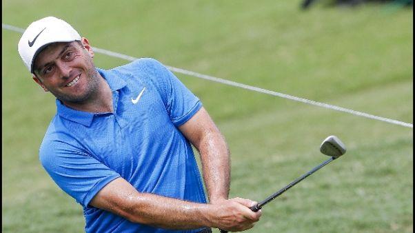 Golf, F. Molinari 20/o nel ranking