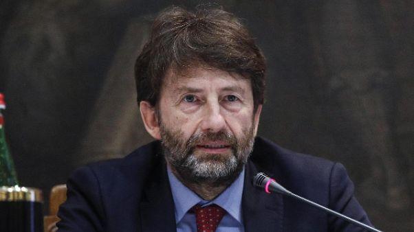 Governo: Franceschini, serve Pd unito