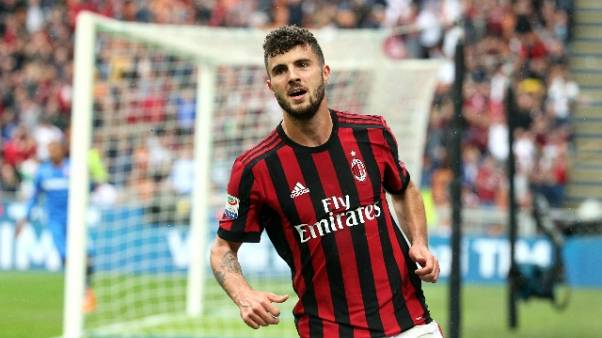Under21, Cutrone a casa per infortunio