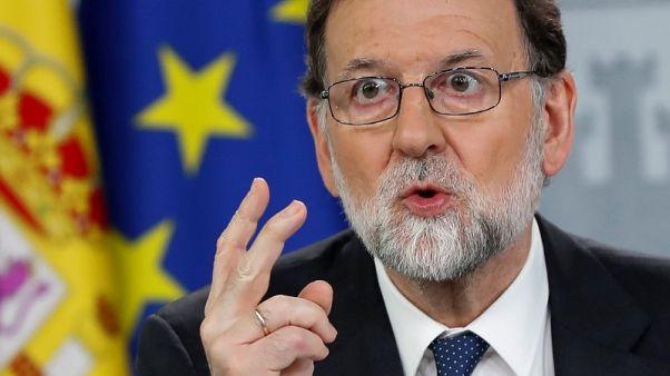 رئيس وزراء إسبانيا يواجه تصويتا على الثقة يوم الجمعة