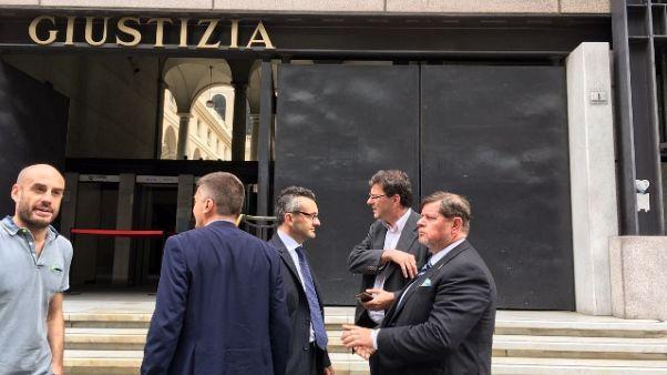 Giorgetti testimone spese pazze a Genova