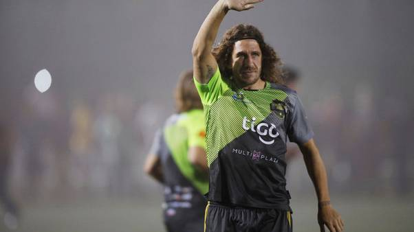 Furious Puyol wants Barca priority shift after more Madrid glory