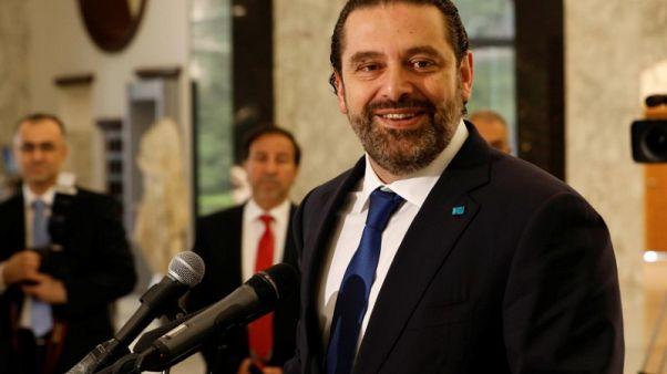 الحريري متفائل بتشكيل الحكومة وتنافس على الحقائب الوزارية في لبنان