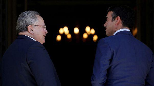 Greece, Macedonia edge closer towards resolving name dispute