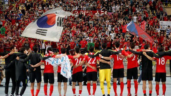 القائد سون يسجل في فوز كوريا الجنوبية الودي على هندوراس