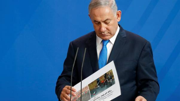 Netanyahu to Macron - Nuclear deal will die, need to tackle Iran's 'aggression'