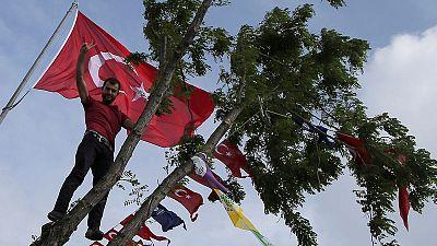 Turkey to relocate ballot boxes; Kurd party cries foul