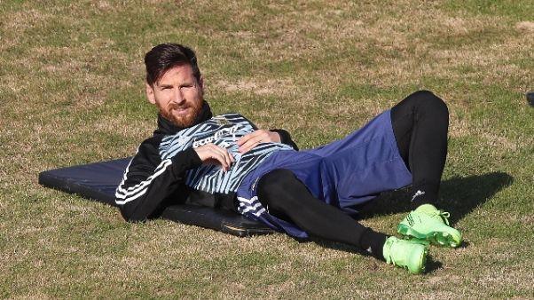 Messi, Argentina sogna ma non i migliori