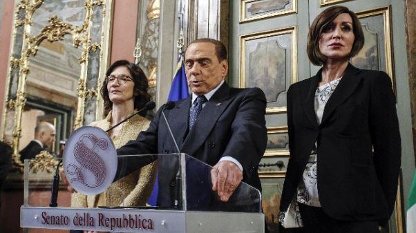 Governo: Cav, FI dirà no a Cottarelli
