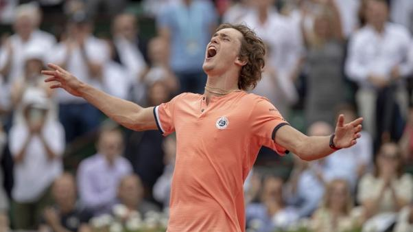 Highlights of French Open sixth day
