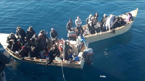 Migranti: 1.200 soccorsi nel weekend