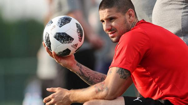Fulham promotion is World Cup boost, says Serbia's Mitrovic