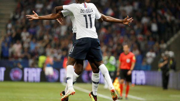 France beat Italy, Tunisia held, Korea lose, Aussies rampant