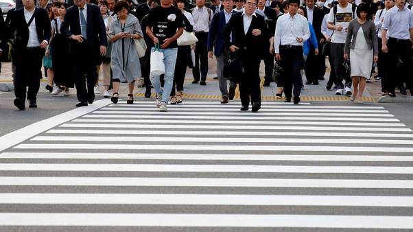 Japan jobless rate steady at 2.5 percent in April - government
