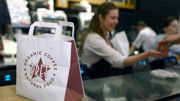 JAB set to buy Pret a Manger for $2 billion - FT