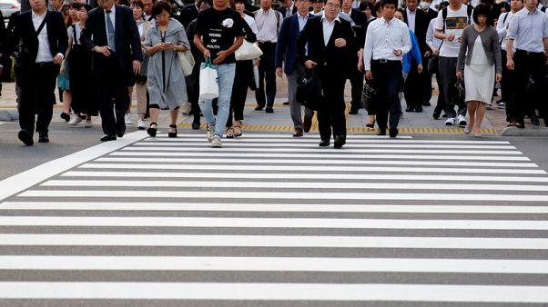 الحكومة: البطالة مستقرة في اليابان عند 2.5% في أبريل