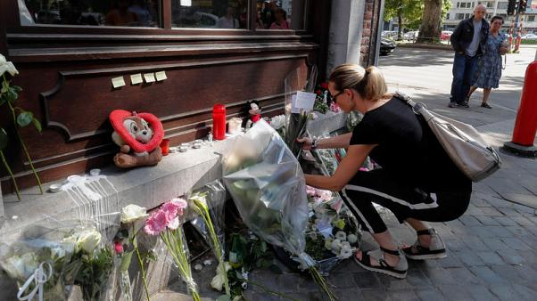 Belgian police detain man who was jailed with Liege attacker - media