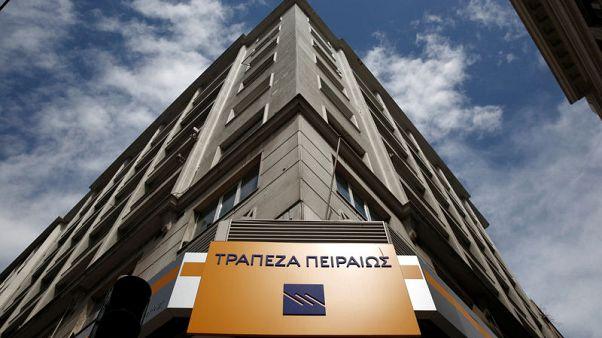 Piraeus Bank nears deal to sell 400 million euros of sour consumer loans