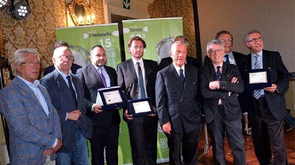 Premio Dardanello a Intorcia e Gallo