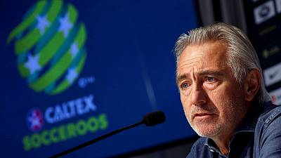 Van Marwijk 'good fit' for Socceroos, claims Verbeek