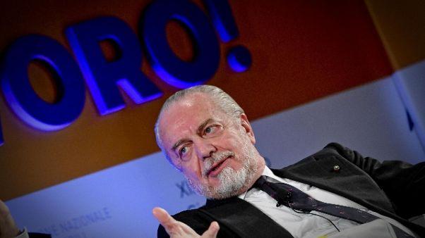 De Laurentiis, Balotelli non è priorità
