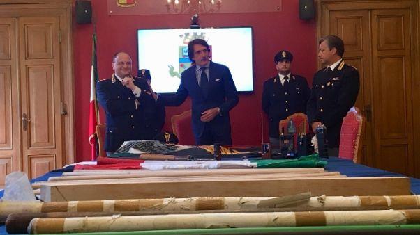 Arresti e denunce tra Casapound a Torino
