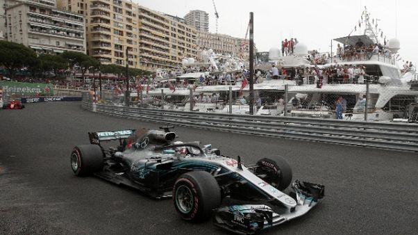 F1: Benetton, la Mercedes è imbattibile