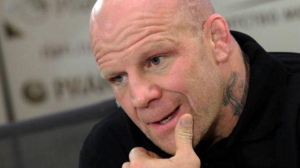 Putin grants Russian citizenship to U.S. MMA fighter Jeff Monson