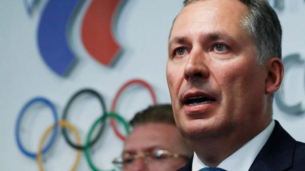 Ex-fencer Pozdnyakov elected Russian Olympic chief