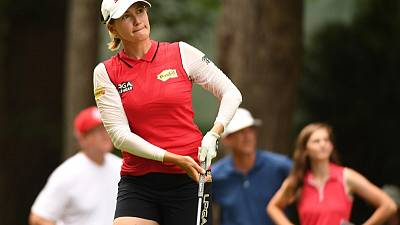 Ariya three behind leader Smith after round two at U.S. Women's Open