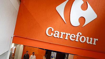 Carrefour to end French football, Tour de France sponsoring from 2019