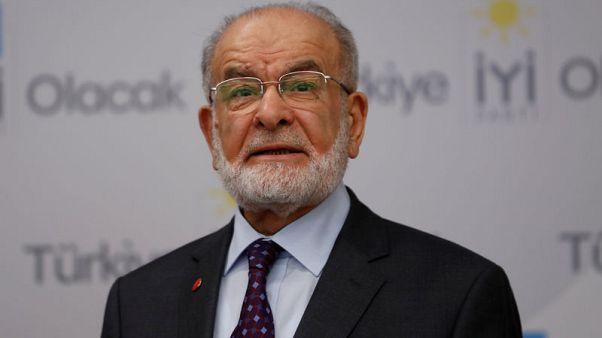 مقابلة-حزب إسلامي يستهدف النيل من شعبية إردوغان في انتخابات تركيا
