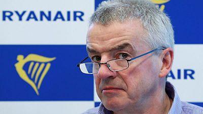 Ryanair's UK pilot union threatens strike action over promotion system