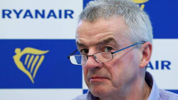 Ryanair's UK pilot union threatens strike action over promotion system