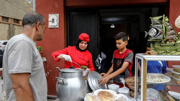 Fish out of water - Algerian woman restaurateur makes living in a man's world
