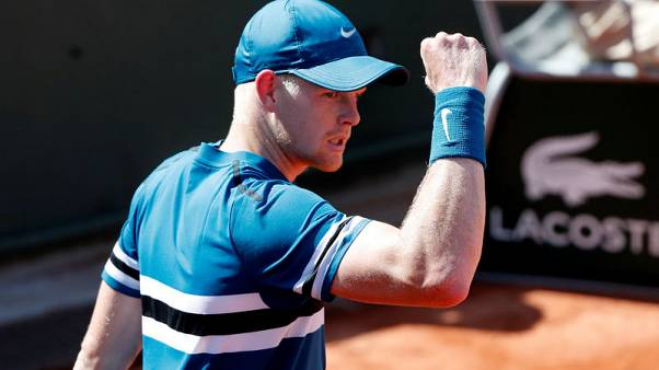 Britain's Edmund 'feeling good' at French Open